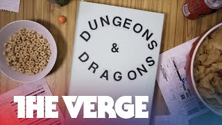 A Brief History of Dungeons & Dragons