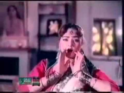 VERY POPULAR OLD PUNJABI SONG , NOOR JAHAN , TERE ISHQ NE KAMLI