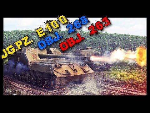 Hình ảnh trong video World of Tanks | 8.9 - OP Special II - Obj