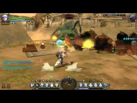 Dragon Nest CN - LollyStar Max FD Gear Master Solo Memorial P2 Manticore