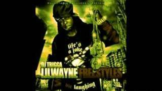 Lil Wayne 2 Song Freestyle (2007)