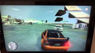 Truco De La Rampa Grand Theft Auto IV