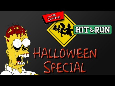 [Halloweenský Speciál 01.11] - The Simpsons: Hit & Run - [GMSVidea][CZ]