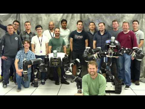 Team Robosimian Feature Video