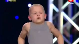 Amazing bocah umur 7 tahun di ukraine got talent