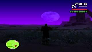 Ovnis U Objetos Extraños En GTA San Andreas 100% Real (NO
