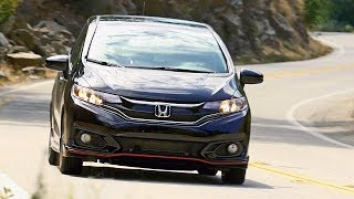 Honda Fit Sport HFP (2018) Really Sporty? [YOUCAR]. YouCar Car Reviews.