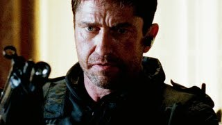 Olympus Has Fallen Trailer 2013 Gerard Butler Movie