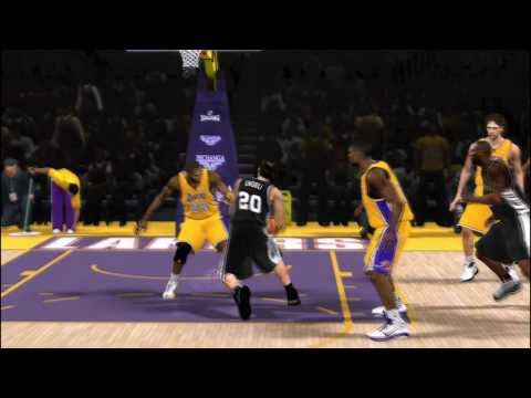 NBA 2K11 - Slaughterhouse Montage