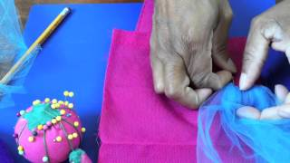 How To Make A TutuPurse Part 1 Of 2