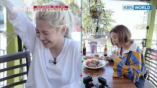 Battle Trip | 배틀트립 – Ep.71 : Sunny and Hyoyeon's Brisburning Tour [ENG/THA/2017.10.22]