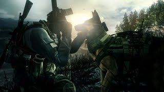 "Official Call of Duty: Ghosts ""No Man's Land"" Gameplay Video"