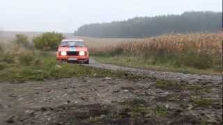 Škoda 130 LR test Protlum