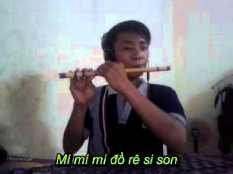 Pha lê tím - sáo