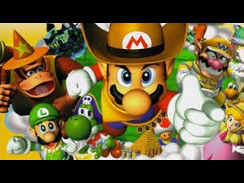 Mario Party 2 Rage and Funny Moments