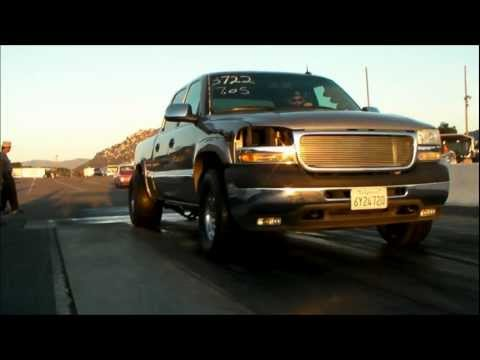 Maximum Diesel drags