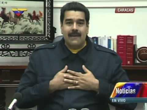 Presidente Maduro responde a carta de Jorge Giordani