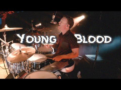 Jared Kneale Drum Cam -