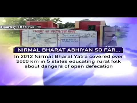 Nirmal Bharat Abhiyan: Success so far