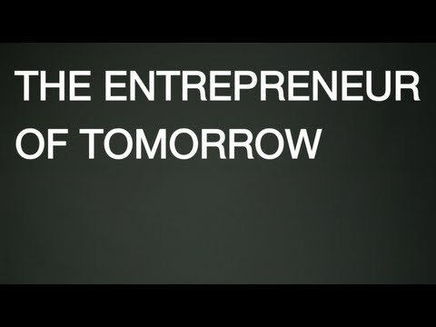 Insight Reporting - The Entrepreneur of Tomorrow - Hua Lei