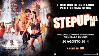 STEP UP ALL IN Trailer Italiano [HD]