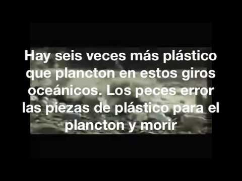 La gran parche de basura del Pacífico