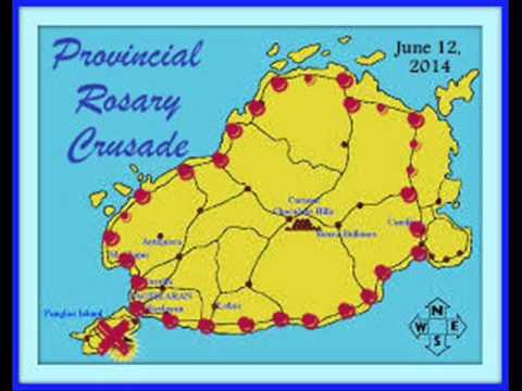 Bohol Provincial Rosary Crusade 2014_Bayanihan Challenge.wmv