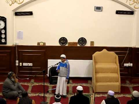 Asad Aziz - Nadaan Ko Iss Baat Ka - Naat Programme 2013 - Queensgate Islamic Center Burnley - 02