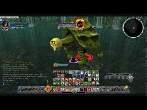 LotRO | Filikul solo by a warden |