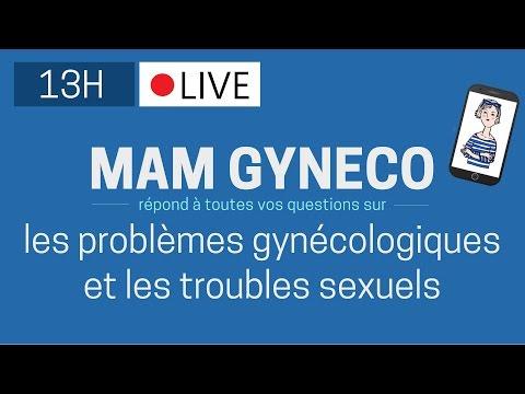 Problèmes gynécologiques et troubles sexuels