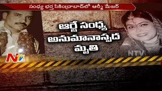 RJ Sandhya mysterious death in Secunderabad..