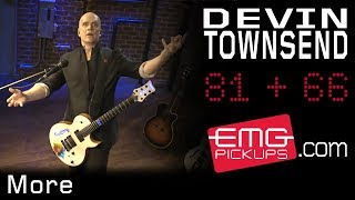 DEVIN TOWNSEND - More (Live EMG Video)