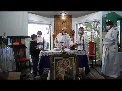 Santa Missa | 17.03.2021 | Quarta-feira | Padre José Sometti | ANSPAZ