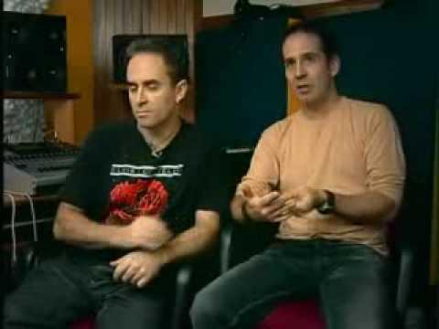 Fê e Flávio falam sobre  a composição da música