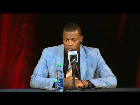 Kyle Lowry Press Conference  - Part 2 - 07/10/2014