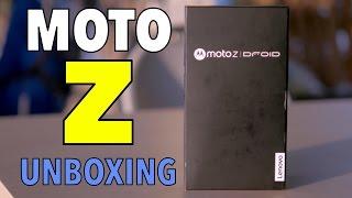 Video Motorola Moto Z Droid NdSF-GlVHTI