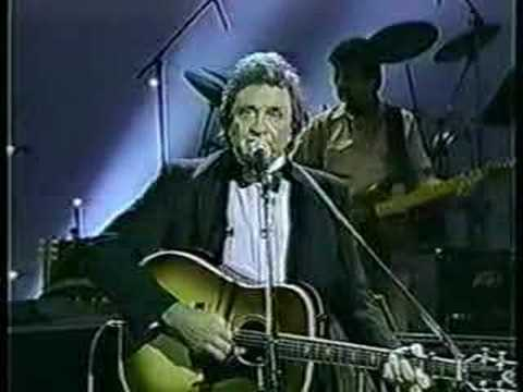 country .johnny cash.  - Magazine cover