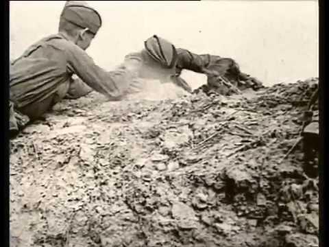 Ostreľovači druhej svetovej vojny