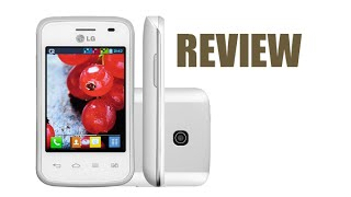 Review: LG Optimus L1 II E415f Android Dual Chip Por Menos