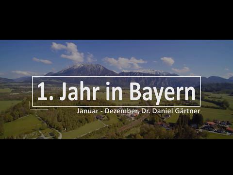 Bayern von oben | 4 Jahreszeiten  Flight over Bavaria