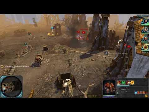 K.A.4-TV: Выпуск №17: Warhammer 40 000 Dawn of War II - Chaos Rising