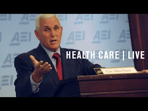 Market-based Medicaid reform in the age of Obamacare: Remarks from Indiana Gov. Mike Pence