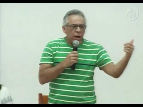 CONSTRUÇÃO DA RELIGIÃO PESSOAL - Palestrante: Adenáuer Novaes (08.12.2016)