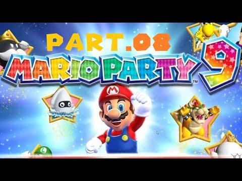 Mario Party 9 Solo Walkthrough Part 8