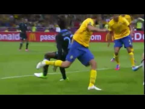 Danny Welbeck Extraordinary Finish England vs Sweden