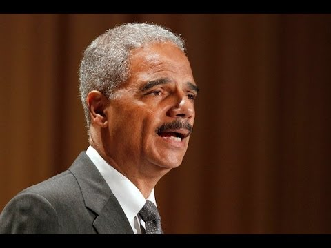 Holder: No Such Thing As 'Too Big To Jail'