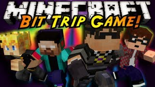 Minecraft Mini-Game : BIT TRIP!