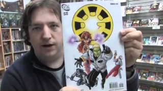 UNBOXING WEDNESDAYS at Stadium Comics - Episode 011