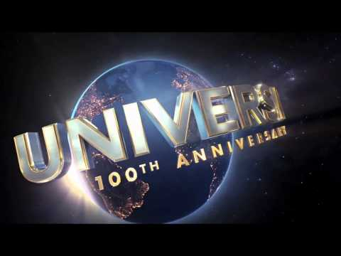 Universal Studios 100th Anniversary logo (mock up)