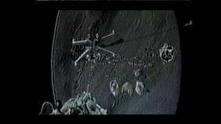 Animated Mockup of the Death Star Attack Sequence from Star Wars: Return of the Jedi
